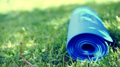 life lessons from my yoga mat
